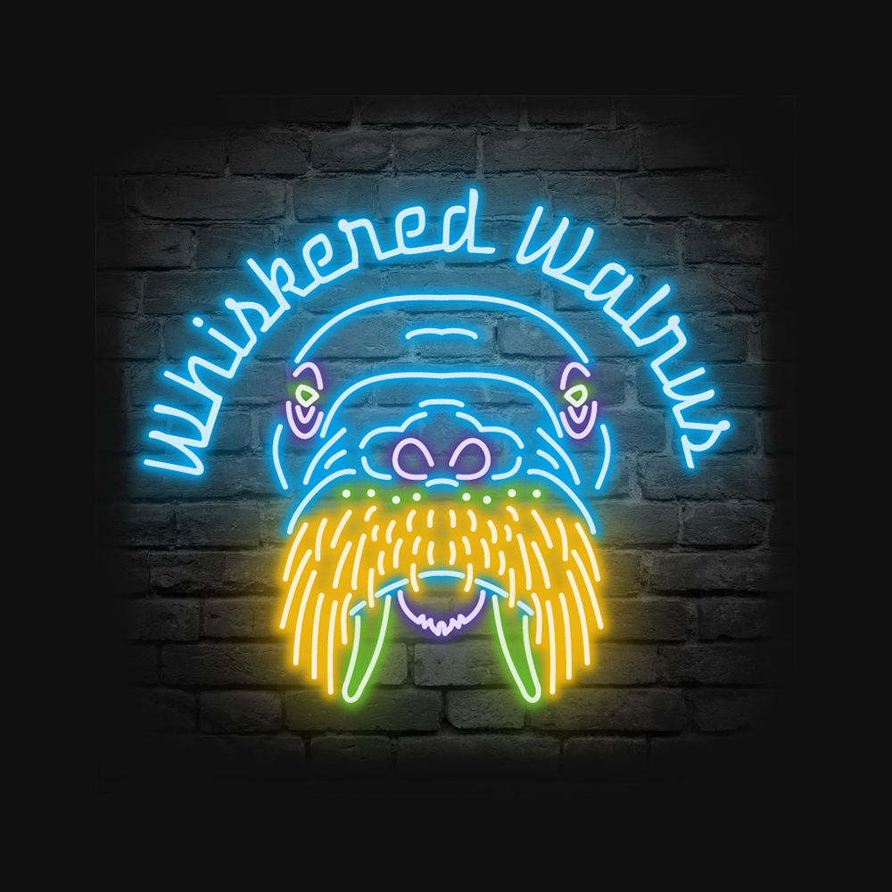 whiskered walrus